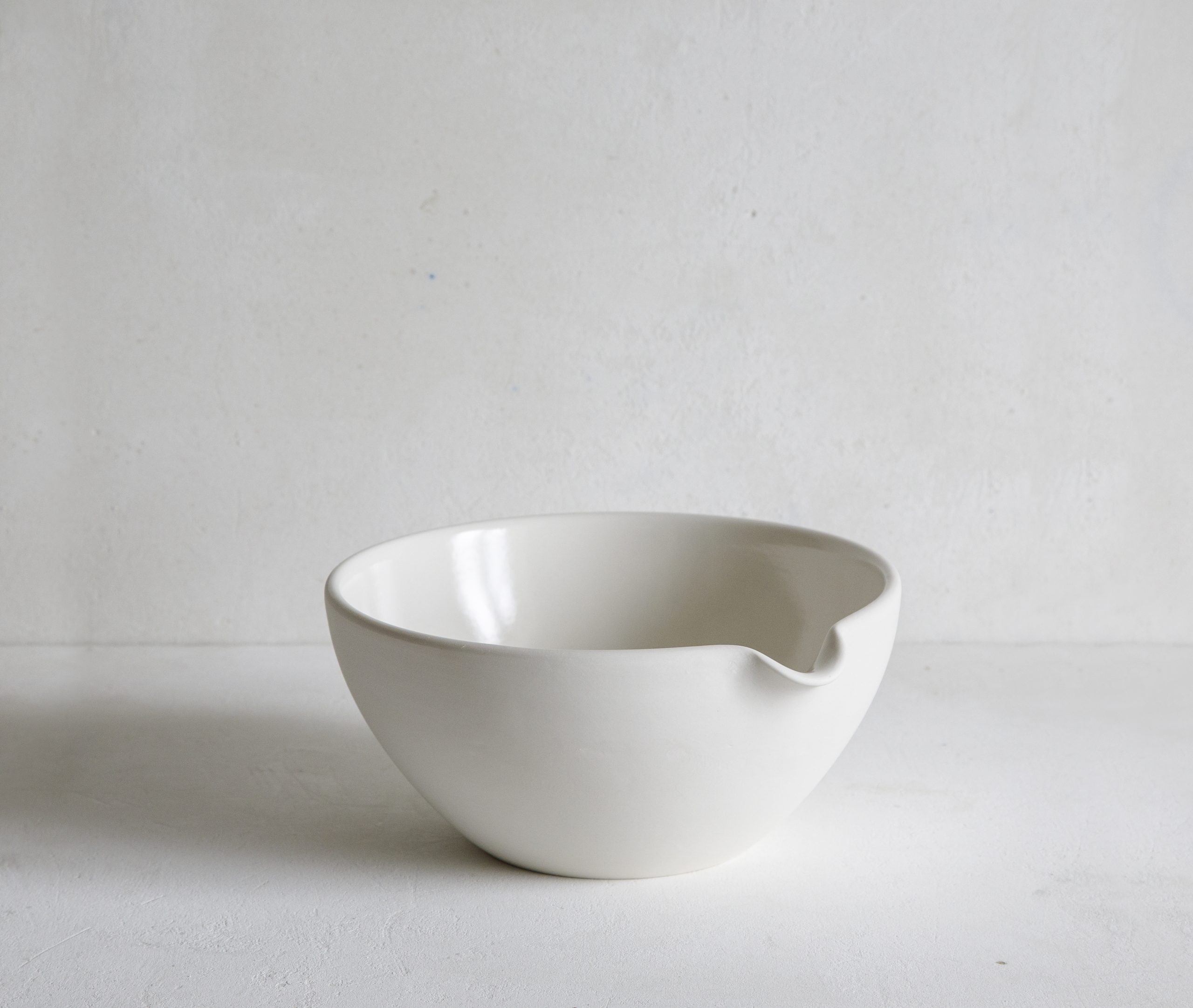 Mixing Bowl with Pouring Lip Small 20cm