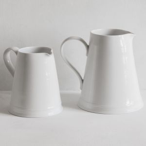 Dairy Jug large and small