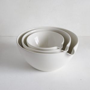 Mixing Pouring Bowl - set of 3 - small - 15, 20, 25 cm