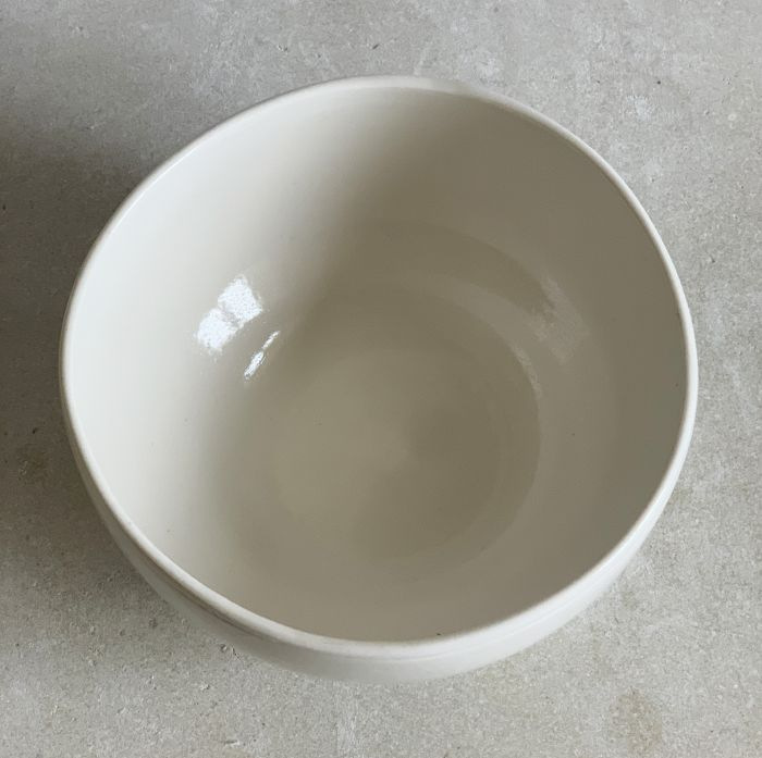 Example of a Second - a bowl with a wobbly shape